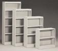 GBC30, GBC48, GBC60, GBC72 <br> Gray - Gray Bookcases