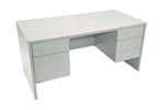60P30 <br> Gray Laminate - Executive Desk 30 x 60