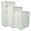 Gray Lateral Filing Cabinets <br> FOR SETS ONLY - Gray Full Pull Lateral Filing Cabinets FOR SETS ONLY