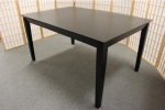 1561-60 <br> Black Table Desk - Table Desk 40 x 60
