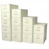 532CPF, 533CPF, 534CPF, 535CPF <br> Metal - Putty, Legal Size, Vertical File Cabinet