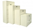 692, 693, 694, 695 <br> Metal - Lateral File Cabinets, 42&quot; Wide