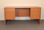 MMD3060 <br> Honey Pecan - Executive Desk 30 x 60