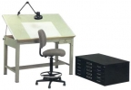 370TA <br> Drafting Table - Drafting Table