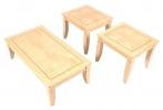 C5734/CT & C5734/ET <br> Maple - C5734/CT Maple Coffee Table ... C5734/ET Maple End Table