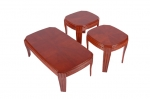 8050/CT & 8050/ET<br> Cherry - 8050/CT Cherry Coffee Table ... 8050/ET Cherry End Table