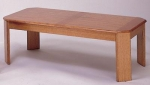 4895/CT <br> Oak - 4895-CT Oak Coffee Table