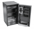 CC47open <br> Stainless - Stainless Refrigerator 4.7 Cubic Feet
