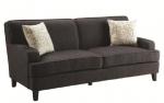 "4751/S - Charcoal Fabric Sofa - 76""L x 35""D x 37""H"