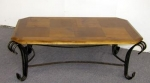 W198CT <br> Knotted Pine - W198CT Knotted Pine Coffee Table
