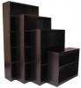 BBC30, BBC48, BBC60, BBC72 <br> Black - Black Bookcases
