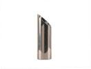 PA0150 - Chrome Angled Vase
