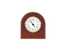 ACC17 - Dacasso Clock - leather