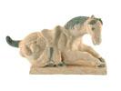 ACC18 - White Ceramic Horse
