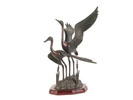 GCT-0350 - Bronze Bird Sculpture