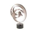 ACC32 - Mod. Silver Ribbon Sculpture