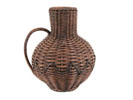 ACC40 - Brown Wicker Jug