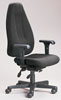 433 - High Back Executive Multi-Function Chair w/ Adj. Arms